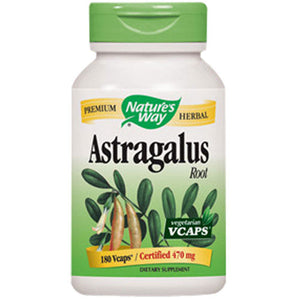 Astragalus ROOT,100 CAP by Nature's Way