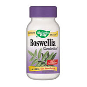 Boswellia Standardized Extract 60 Caps by Nature's Way (2584002854997)
