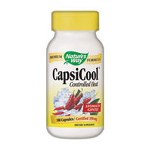 Capsicool Cayenne 100 Caps by Nature's Way (2584003510357)