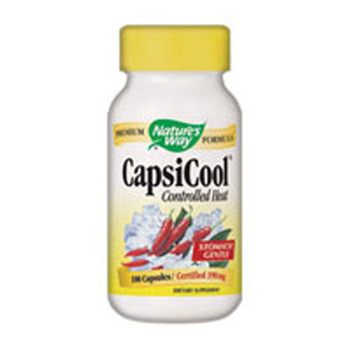 Capsicool Cayenne 100 Caps by Nature's Way