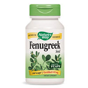 Fenugreek 100 Caps by Nature's Way (2584005345365)