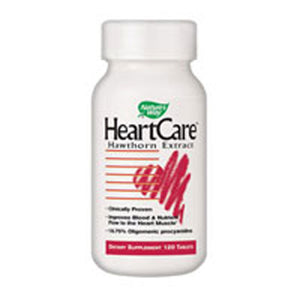 Heart Care 120 Tabs by Nature's Way (2584008032341)