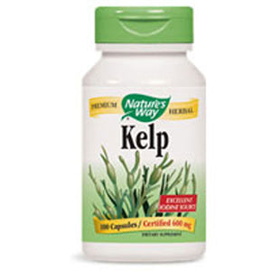 Kelp 100 Caps by Nature's Way (2584008392789)