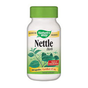 Nettles 100 Caps by Nature's Way (2584009310293)