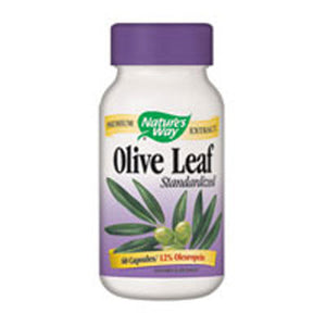 Olive Leaf EXTRACT,60 Capsules by Nature's Way