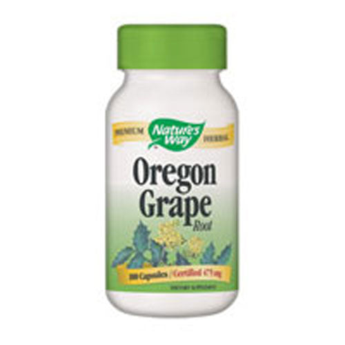 Oregon Grape Root 90 Caps by Nature's Way