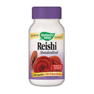 Reishi Extract 100 Caps By Nature's Way