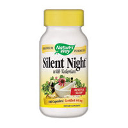Silent Night 100 Caps by Nature's Way