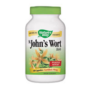 St. John's Wort Value Size 180 Caps by Nature's Way