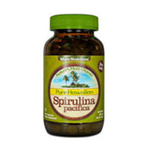 Hawaiian Spirulina 100 Tabs by Nutrex