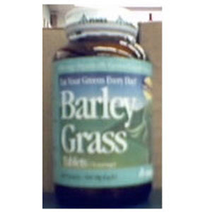 Barley Grass 500 Tablets by Pines Wheat Grass