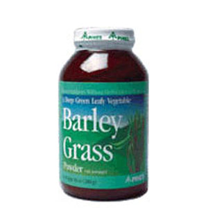 Barley Grass Powder 100% pure 10 Oz (Powder) by Pines Wheat Grass (2584015175765)