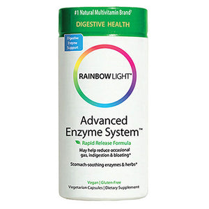 Advanced Enzyme System 90 vcaps by Rainbow Light (2584016584789)