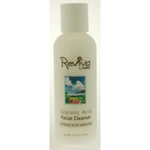 Glycolic Acid Cleanser 4 Fl Oz by Reviva