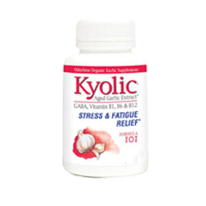 Kyolic Aged Garlic Extract Formula 101 100 Caps by Kyolic (2584019959893)