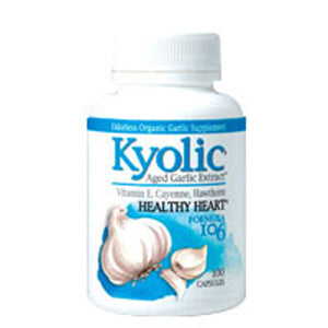 Garlic Plus Kyolic Formula 106 300 Caps by Kyolic (2584020844629)