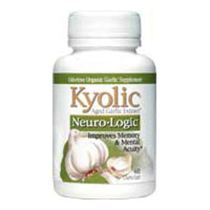 NeuroLogic-Aged Garlic Extract 120 Caps by Kyolic (2588721578069)