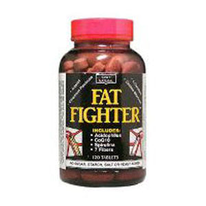 Fat Fighter 120 TB EA by Only Natural (2588741337173)
