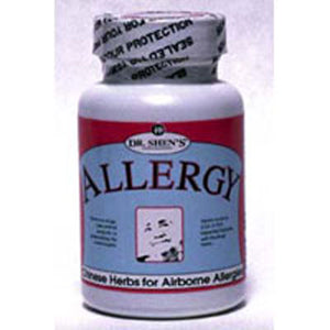 Allergy Formula A 90 TB EA by Dr. Shens
