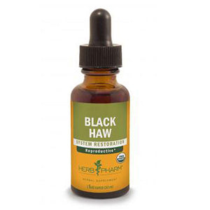 Black Haw Extract 4 Oz by Herb Pharm (2588767322197)