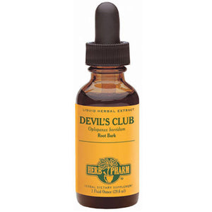 Devil's Club Extract 1 Oz by Herb Pharm (2584033984597)