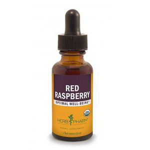 Red Raspberry Extract 1 Oz by Herb Pharm (2584034410581)