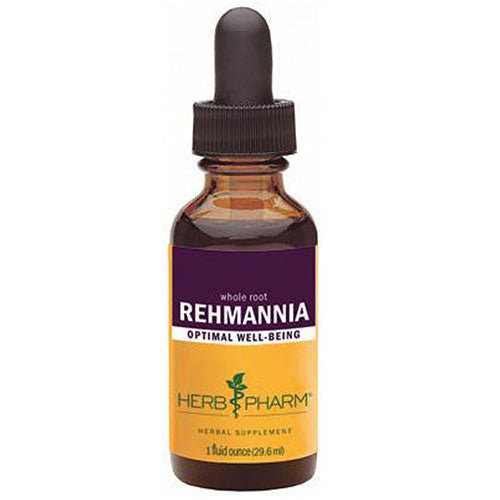 Rehmannia Extract 1 Oz by Herb Pharm