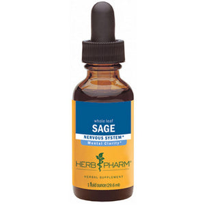 Sage Extract 1 Oz by Herb Pharm (2584034672725)