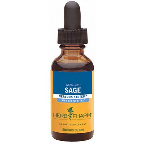 Sage Extract 1 Oz by Herb Pharm
