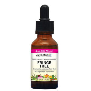 Fringe Tree 2 Oz with Alcohol by Eclectic Institute Inc (2584240554069)