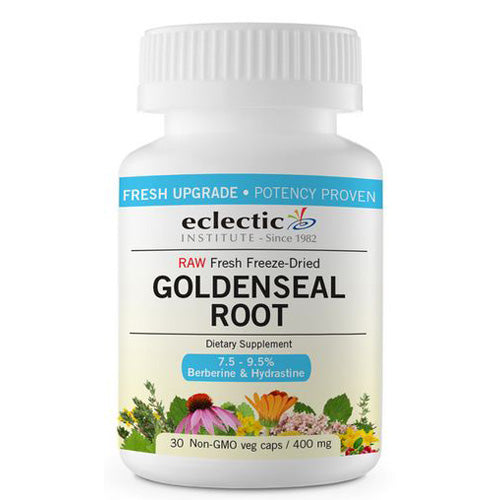 Goldenseal Root 30 Caps by Eclectic Institute Inc