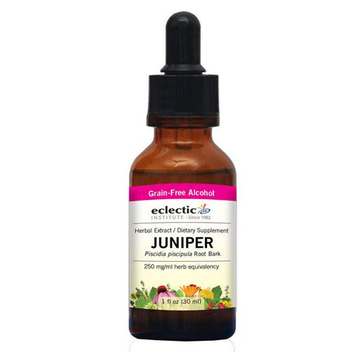 Juniper 1 Oz with Alcohol by Eclectic Institute Inc