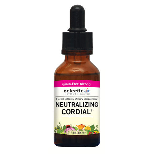 Neutralizing Cordial 2 Oz with Alcohol by Eclectic Institute Inc
