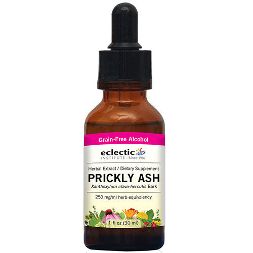 Prickly Ash 1 Oz with Alcohol by Eclectic Institute Inc