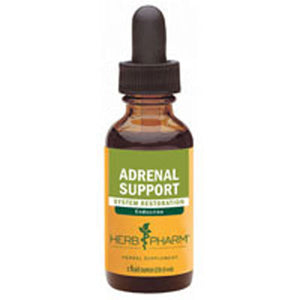 Adrenal Support Tonic 4 Oz by Herb Pharm
