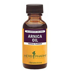 Arnica Oil 4 Oz by Herb Pharm (2588769648725)