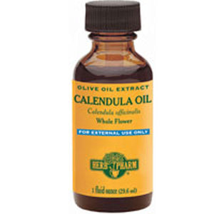 Calendula Oil 1 Oz by Herb Pharm (2588769779797)