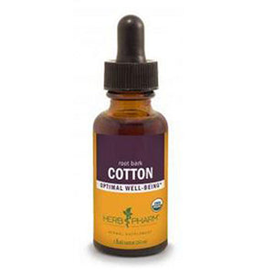 Cotton Root Bark Extract 1 Oz by Herb Pharm (2588770369621)