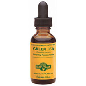Green Tea Extract 1 Oz by Herb Pharm