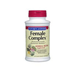 Female Complex 90 Vcaps by Nature's Answer