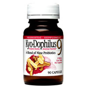 Kyo-Dophilus 9 90 Caps by Kyolic (2584060428373)