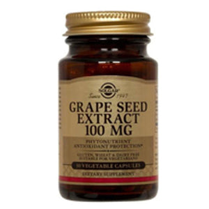 Grape Seed Extract 60 Veg Capsules by Solgar
