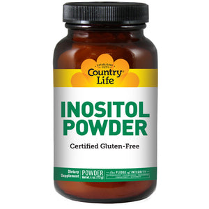Inositol 8 oz by Country Life