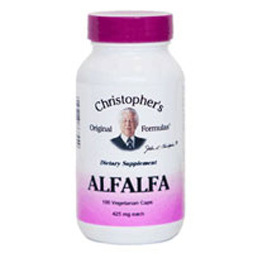 Alfalfa 100 Vcaps by Dr. Christophers Formulas
