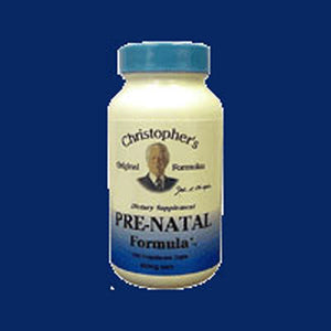 Birth-Prep 100 Vegicaps by Dr. Christophers Formulas (2588825485397)