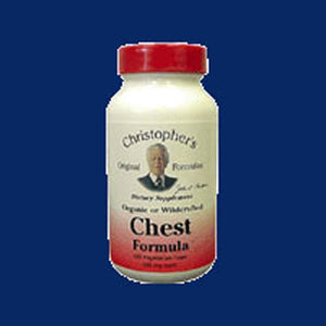 Chest Formula 100 Vegicaps by Dr. Christophers Formulas (2588826075221)