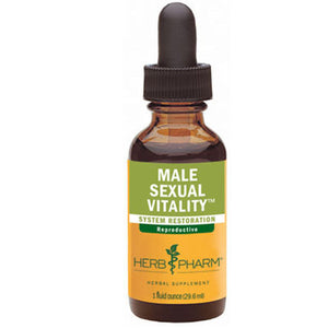 Male Vitality 1 oz. by Herb Pharm (2584091263061)