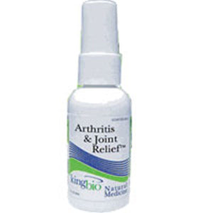 Arthritis & Joint Relief 2OZ by King Bio Natural Medicines