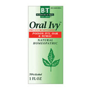 Oral Ivy Liquid 1 fl oz by Boericke & Tafel