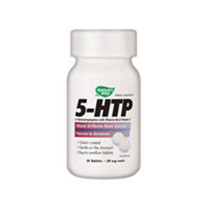 5-HTP 60 Tabs by Nature's Way